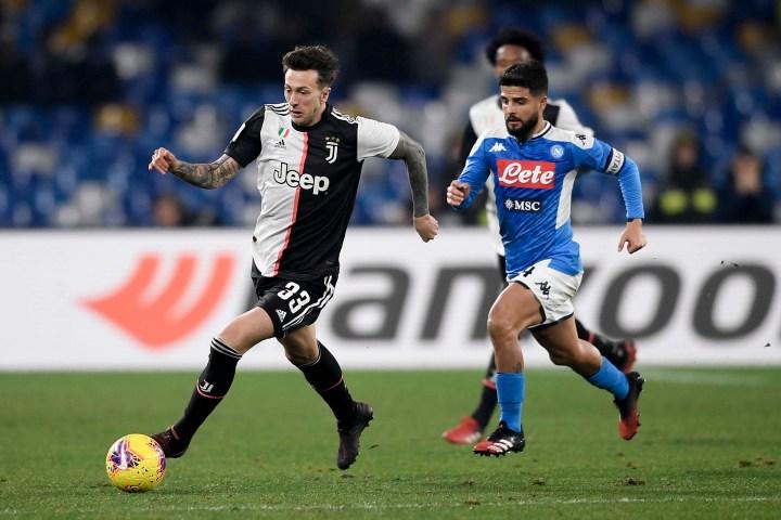Bernardeschi alla Juventus contro Insigne | Numerosette Magazine