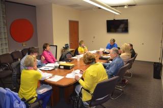 WFWS41 Steering Committee Meeting