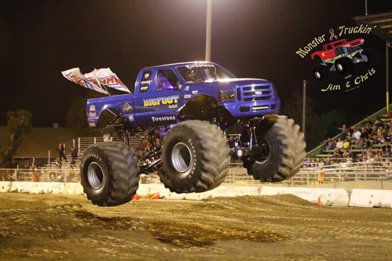 bigfoot monster truck wgas motorsports