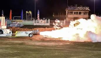 WGAS Motorsports OctaneFest Jet Car