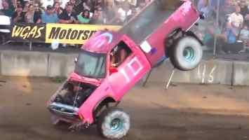 Reckless Abandon Tuff Truck WGAS Motorsports