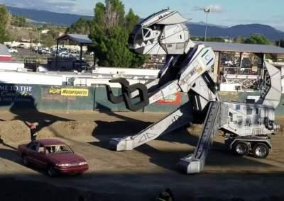 Robosaurus WGAS Motorsports