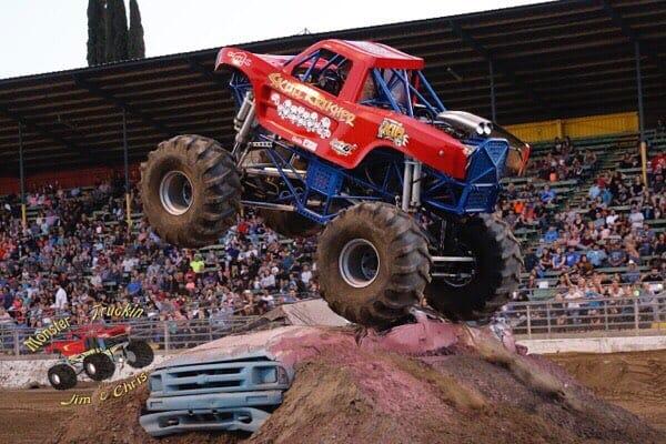 Skull Krusher Mini Monster Truck