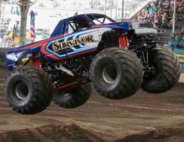 Survivor Monster Truck