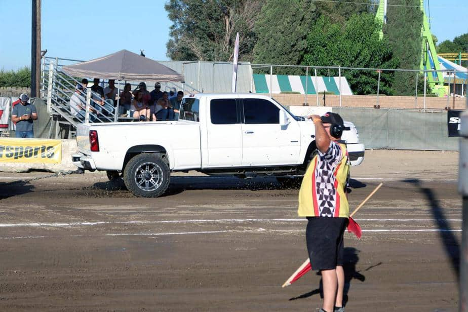 Truck Pulling Stanislaus County Fair