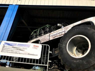 Sonoma Strong Monster Truck Hot Rod Drive-Thru Adventure