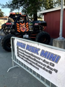 High Risk Mini Monster Truck Hot Rod Drive-Thru Adventure