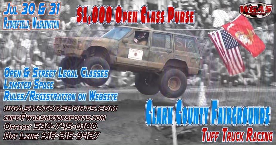 Clark Co Tuff Trucks (July 30-31, 2021)