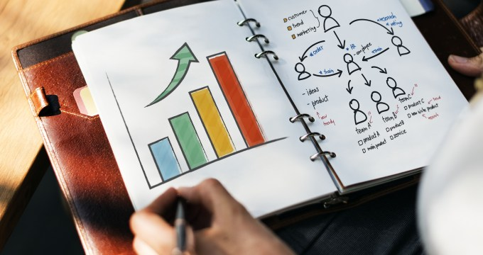 Chart, Analytics, Reach