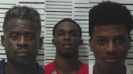 Justin Grady, Cortavious Heard, and Shanquavious Cameron (Source: Meriwether Co. Sheriff's Office)