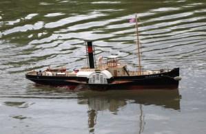 """Paddle boat """"Glasgow"""""""