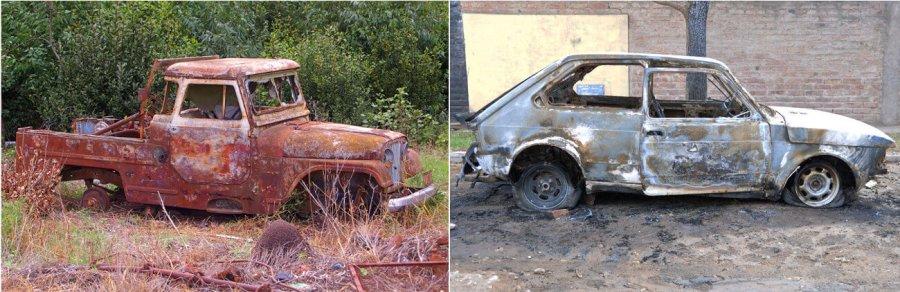 Oxidacion vs Combustion
