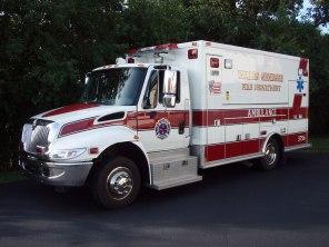 Ambulance 3756