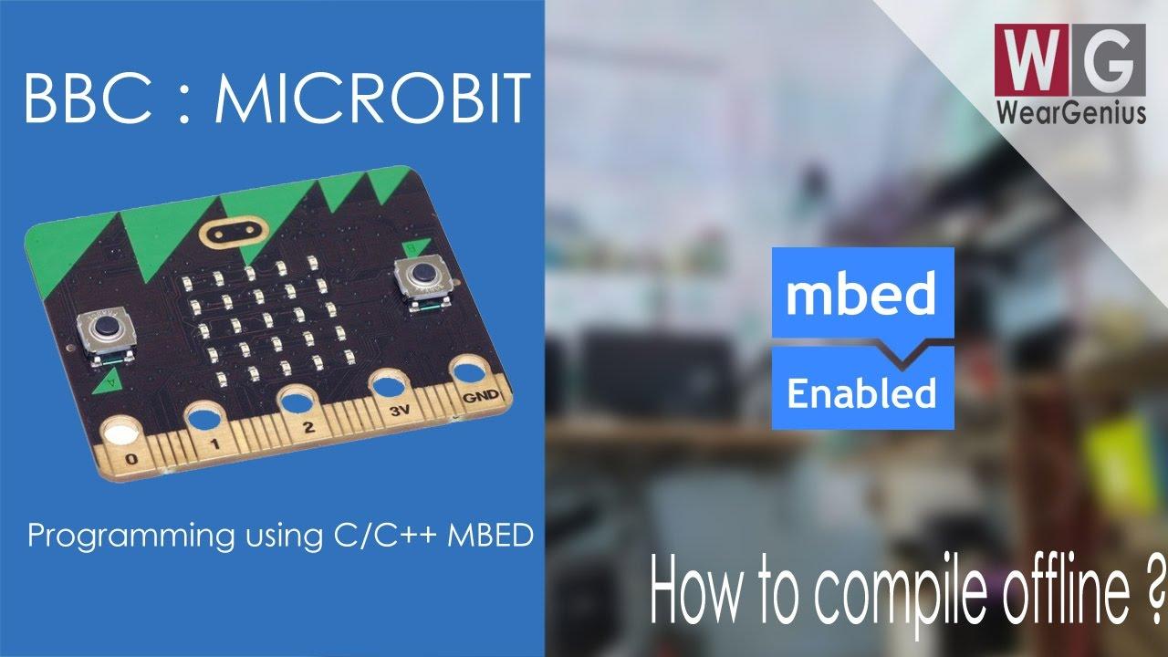 mbed offline