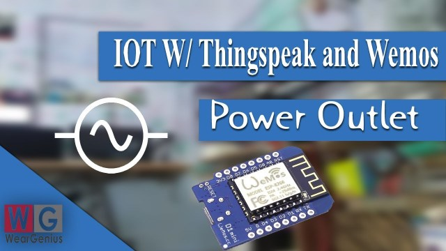 IOT Based Power Outlet