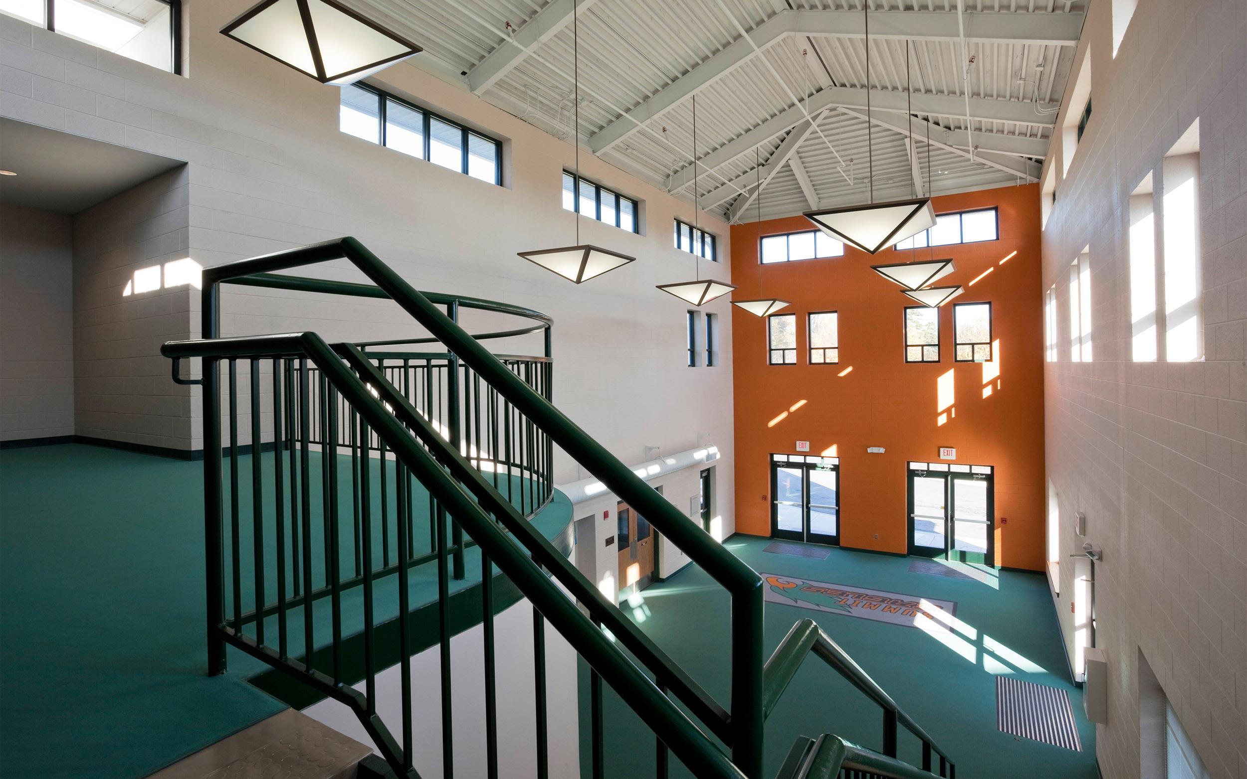 Summit School Athletic Center