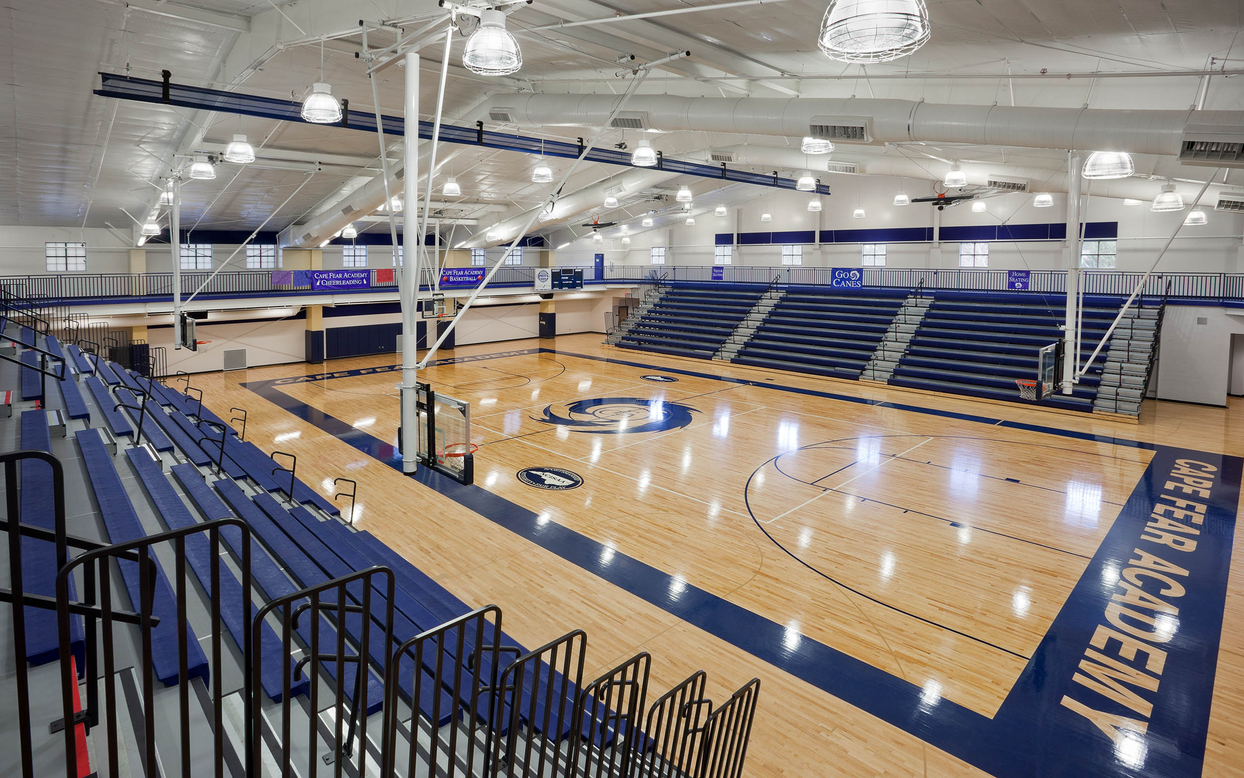 Cape Fear Academy Athletic Center