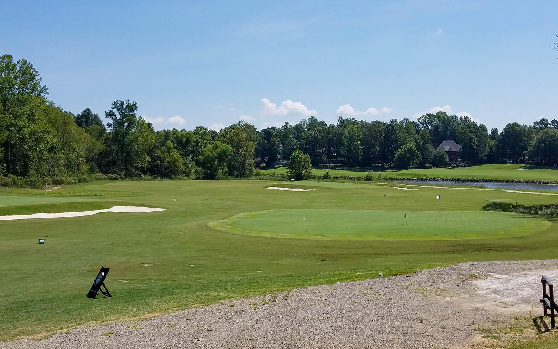 Davidson College Golf