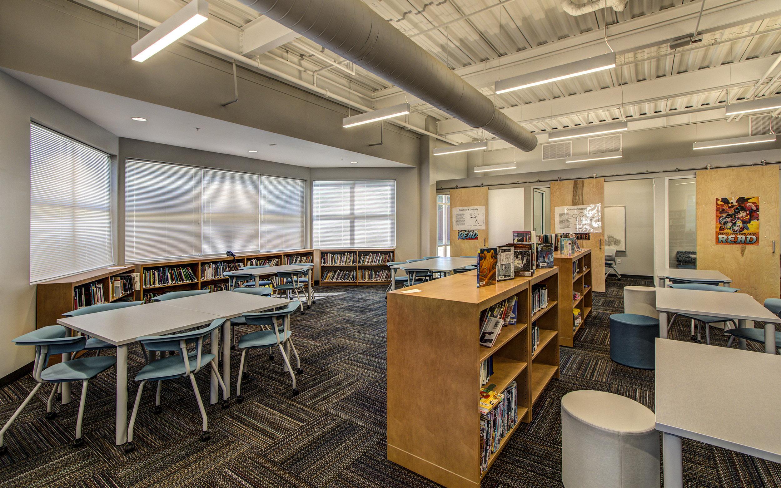 Cannon School 7-8th Grade Building
