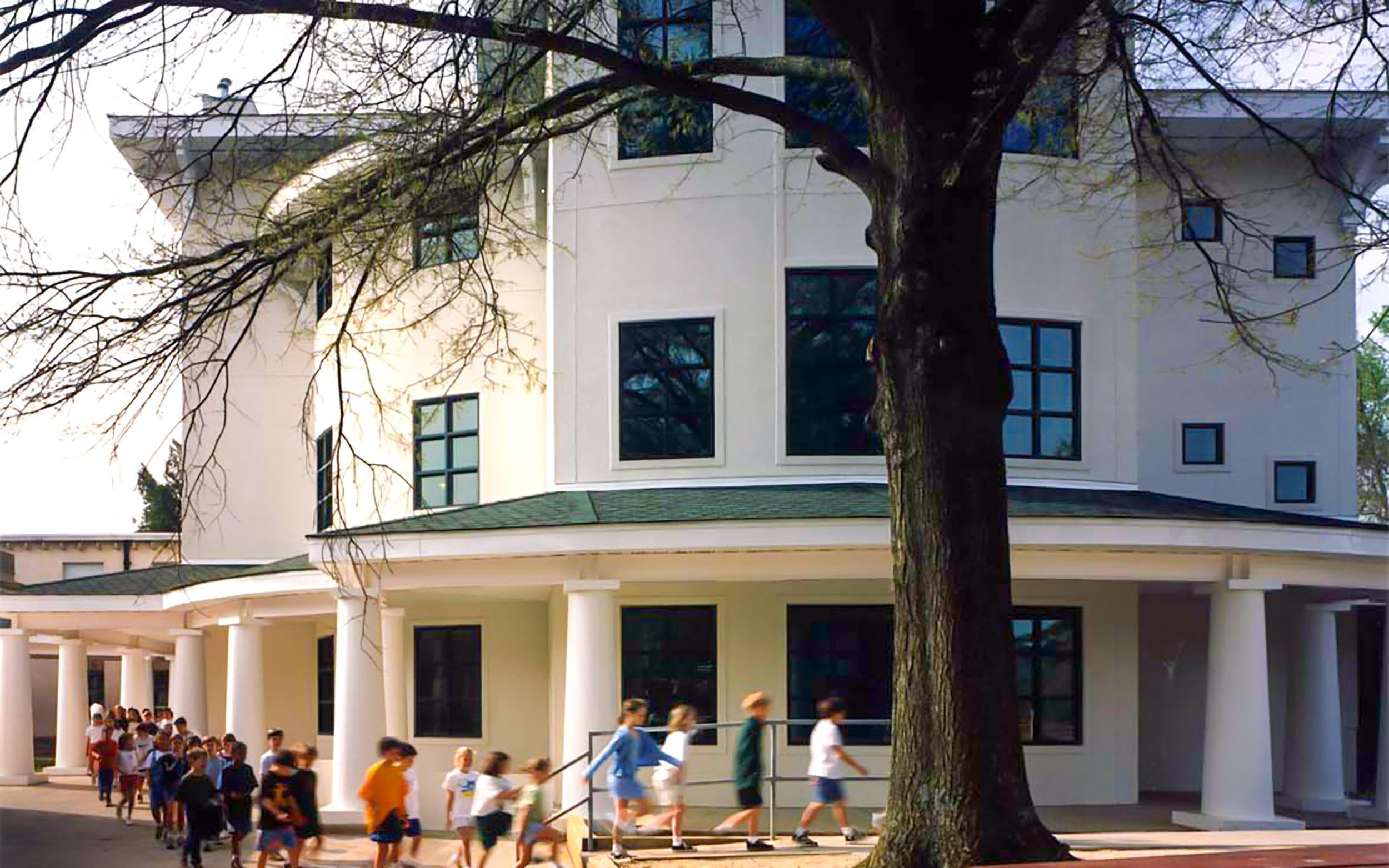 Summit School Library