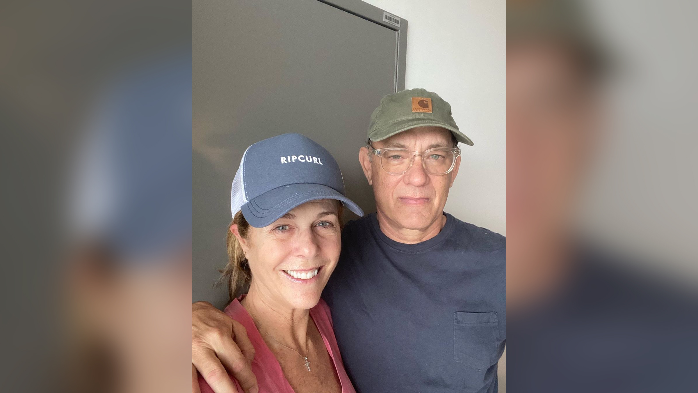 Tom Hanks Rita Wilson