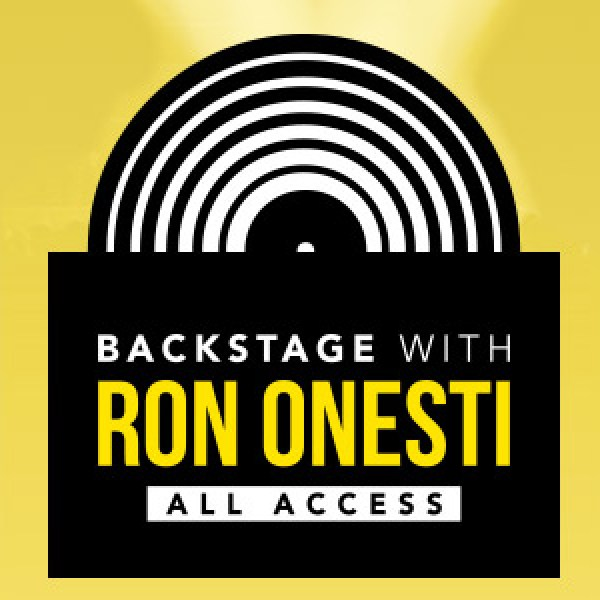 BackstageWithRonOnesti