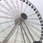 Chicago S Navy Pier Ferris Wheel Free On Valentine S Day Wgn Tv