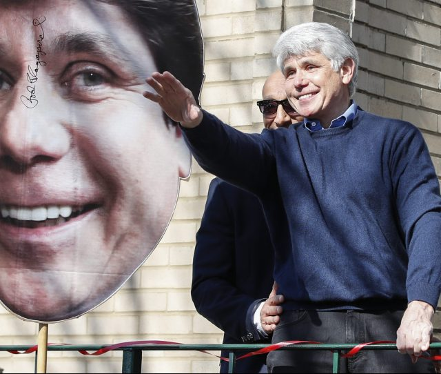 Rod Blagojevich Debuts On Cameo Offering Recorded Shout Outs