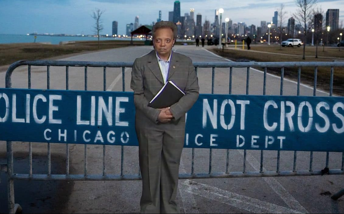 Memes Of Mayor Lightfoot Enforcing Stay At Home Order Bring Light