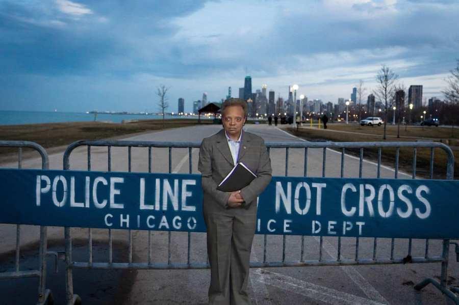 Memes Of Mayor Lightfoot Enforcing Stay At Home Order Bring Light