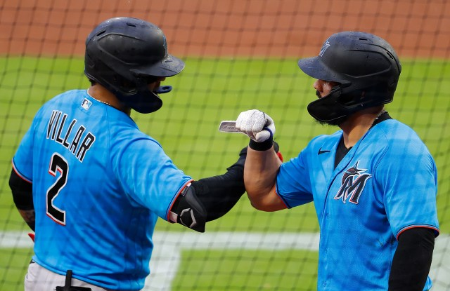 Two baseball games postponed as Miami Marlins deal with virus ...