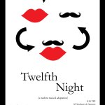 WGMS presents 12th Night poster