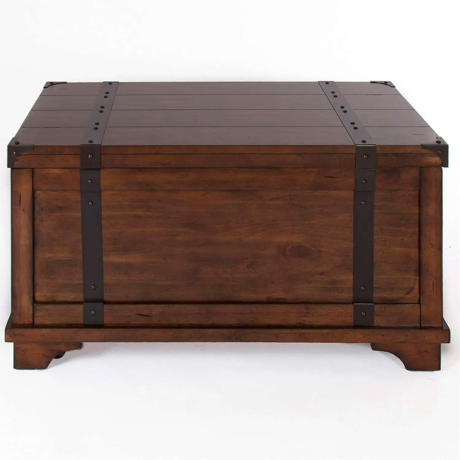 fire storage cocktail table