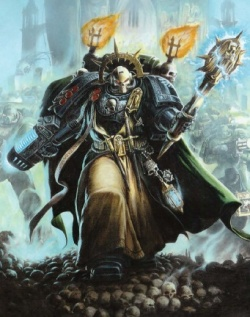 Interrogator Chaplain Warhammer 40k Lexicanum