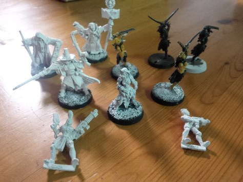 Assorted Inquisition Models