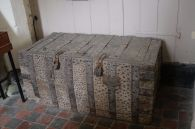 A very old chest...