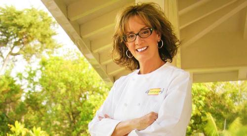 Renowned Chef Bev Gannon