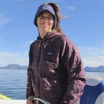 Olga Von Ziegzar Presenter Whale Tales 2016 Maui