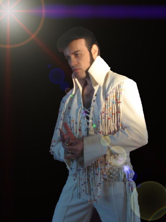 Vegas Weddings Elvis Theme