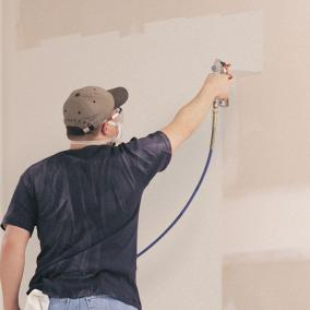 airless paint sprayer painter & decorator_Whalley, Clitheroe, Great Harwood, Blackburn, Burnley, Longridge