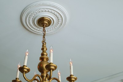 ceiling rose fitting painter & decorator_Whalley, Clitheroe, Great Harwood, Blackburn, Burnley, Longridge