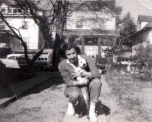 Mom with Patches - 1962