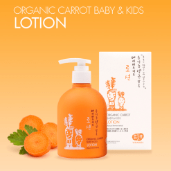 Whamisa Carrot Baby & Kids Lotion