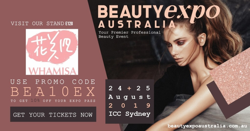Sydney Beauty Expo 2019