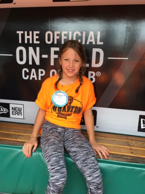 3rd grade field trip to PNC Park