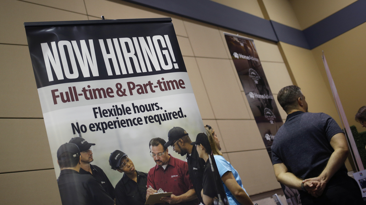 Weak May Jobs Report Signal Modest Economic Growth