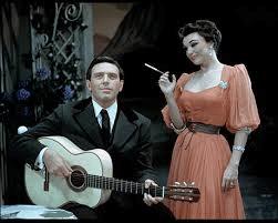 Theodore Bikel sound of music