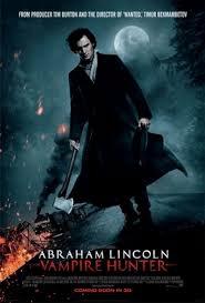 Abraham Lincoln vampire slayer