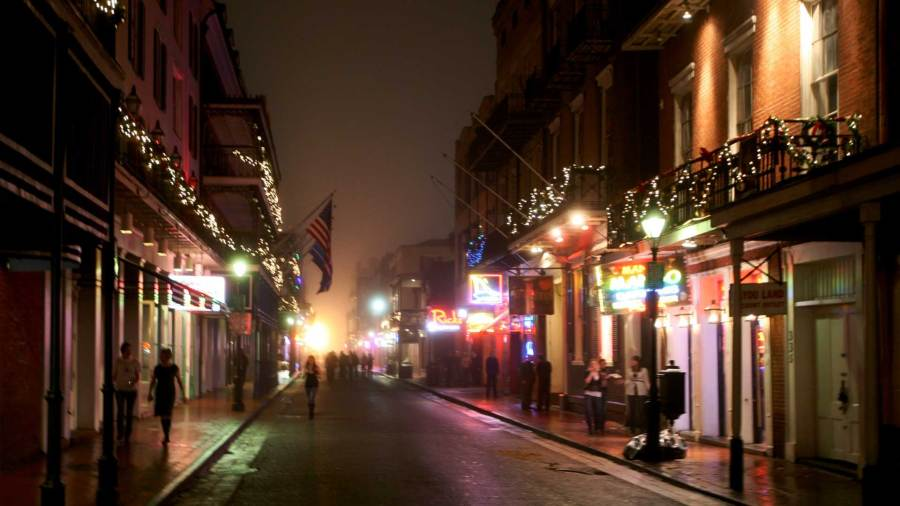 This street is found in the heart of New Orleans' oldest neighborhood, the French Quarter, and its 13 blocks of nightlife is known for its bars and strip clubs. This is Bourbon Street's history which provides some insight into New Orleans' past.