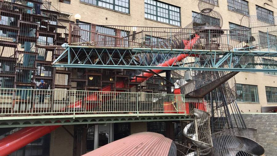 Explore the unexpected at the City Museum in St. Louis; an exciting museum for children and adults. Art, science, history and fun weave together in this one-of-a-kind downtown attraction.